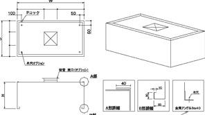 箱型フード(分割・L型・V型)