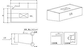 箱型フード(前低型)