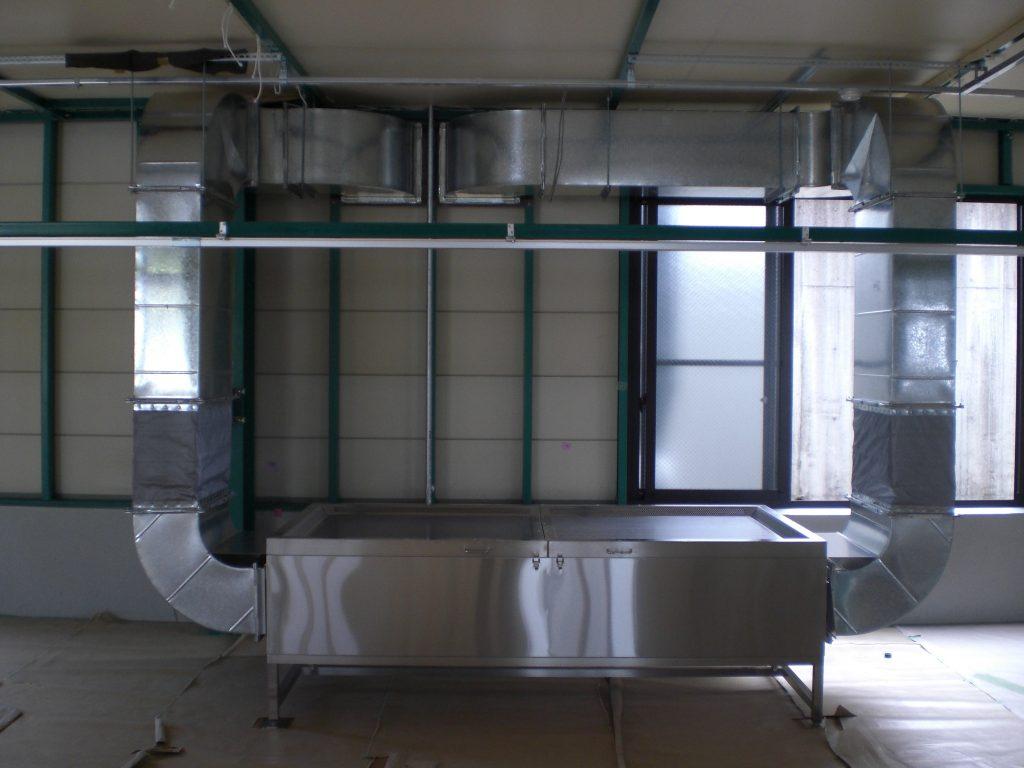 大型作業台(下方吸引)のメイン画像