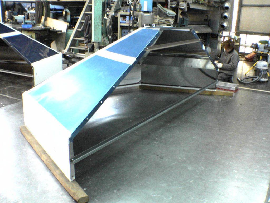厨房排気フード:八角形:特殊の詳細画像2