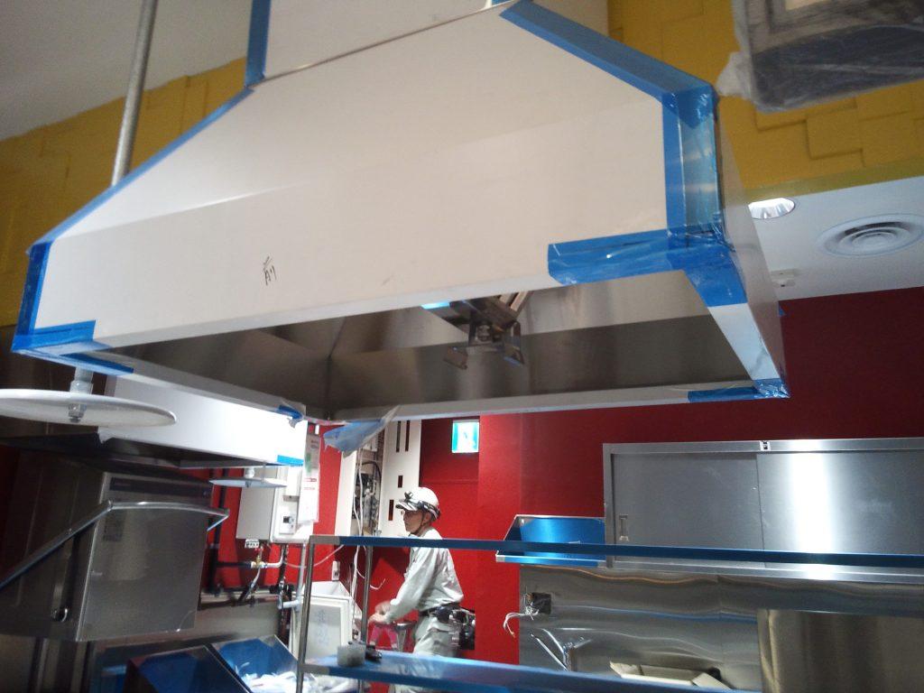 厨房排気フード:山型の詳細画像4