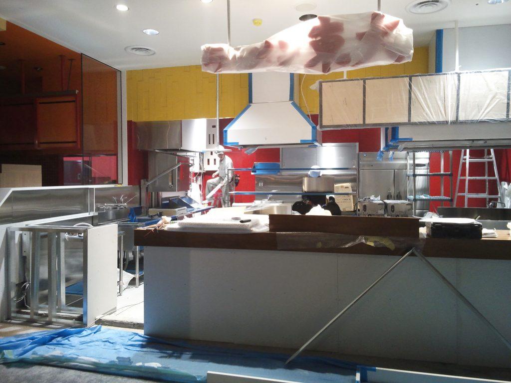 厨房排気フード:山型の詳細画像5