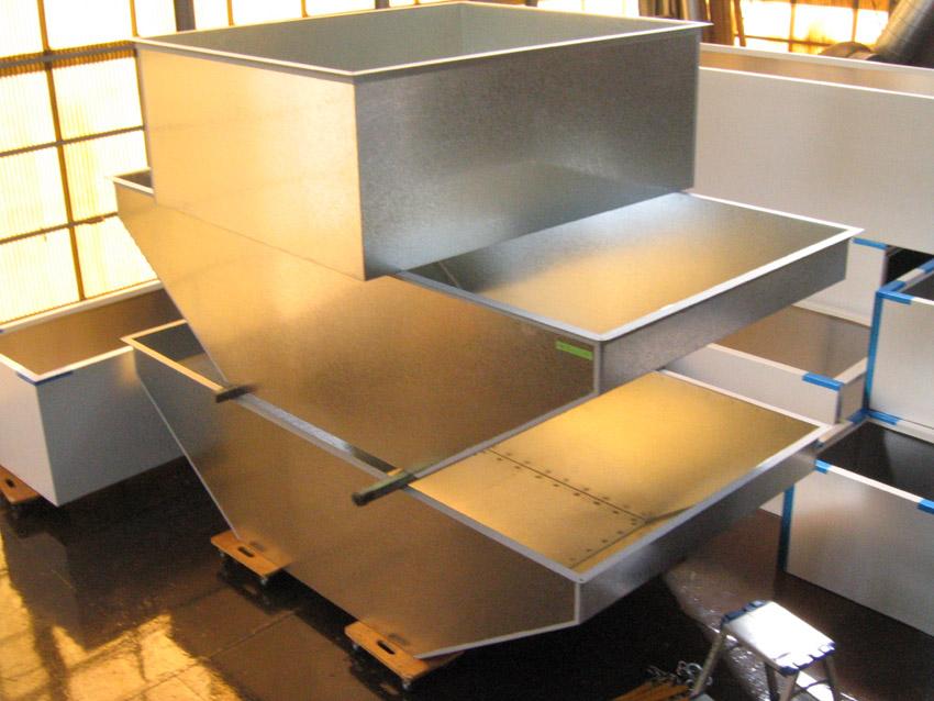厨房排気フード:山型の詳細画像6