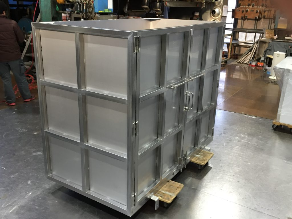 大型ダストボックスの詳細画像2