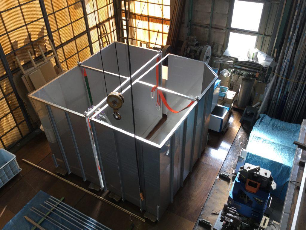 ピット用:漏れ防止タンクの詳細画像1