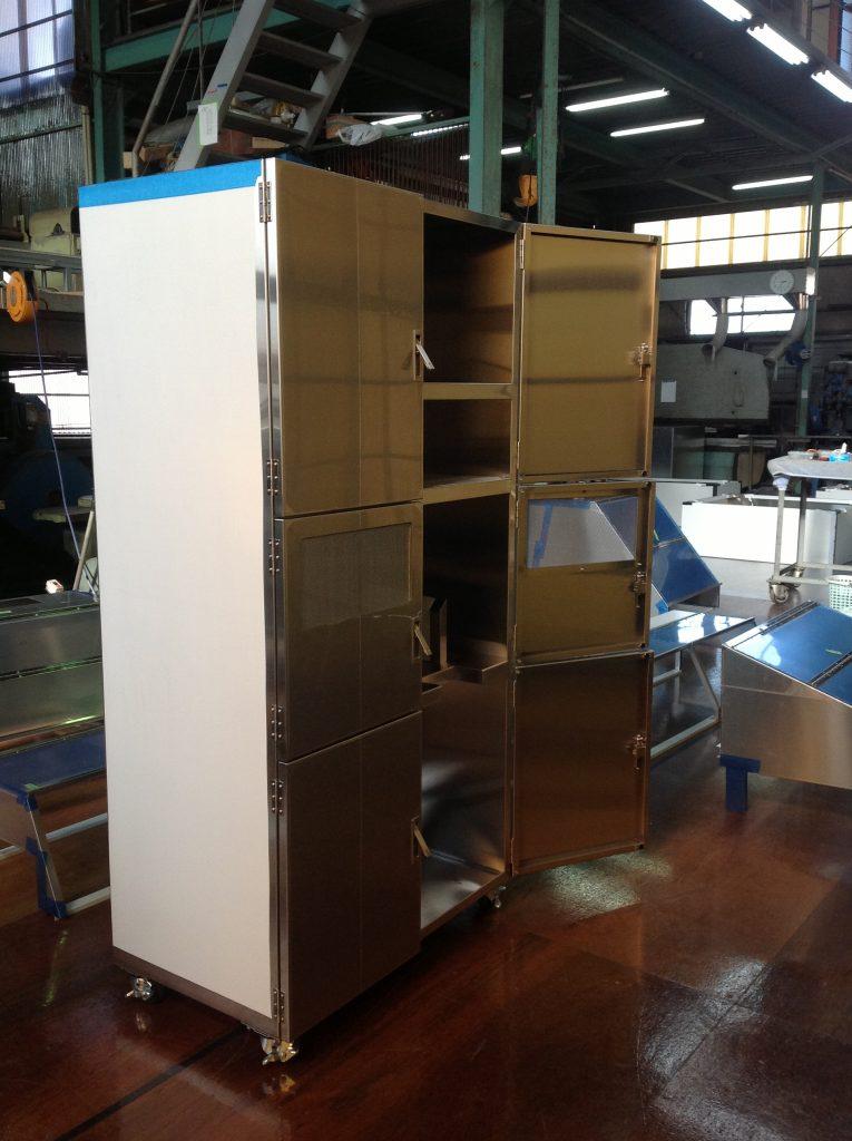 排気装置付き保管庫の詳細画像3