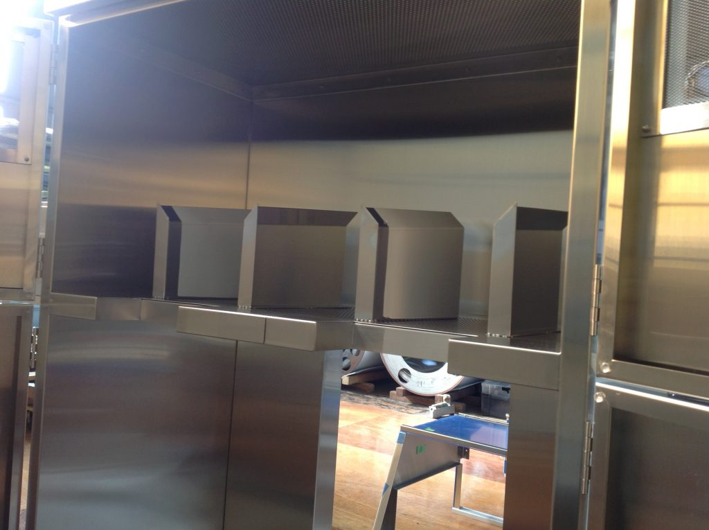 排気装置付き保管庫の詳細画像5