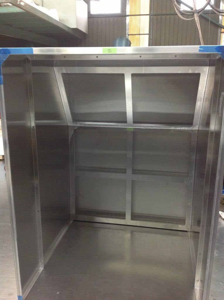 排気装置付き作業台の詳細画像6