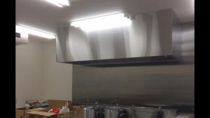 厨房フード:箱型