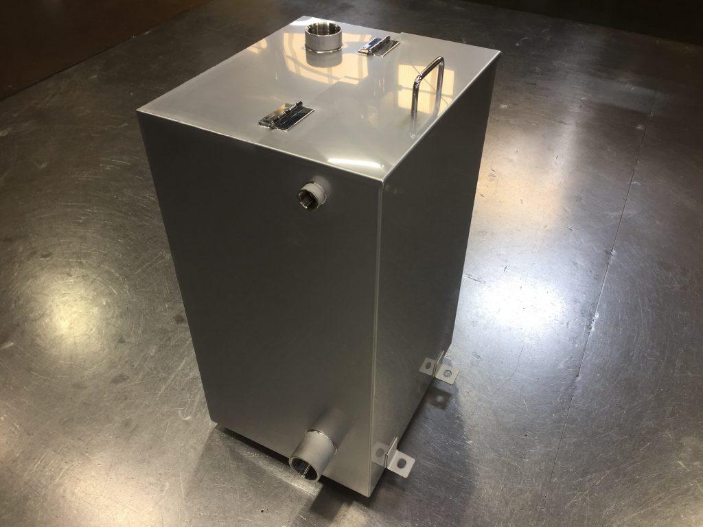 ステンレス製 補給水槽:タンクのメイン画像