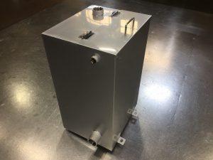 ステンレス製 補給水槽:タンク