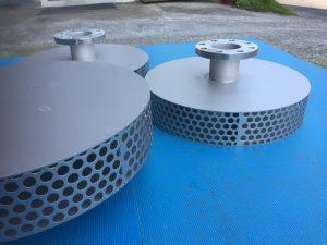 ディストリビューター(円盤型)