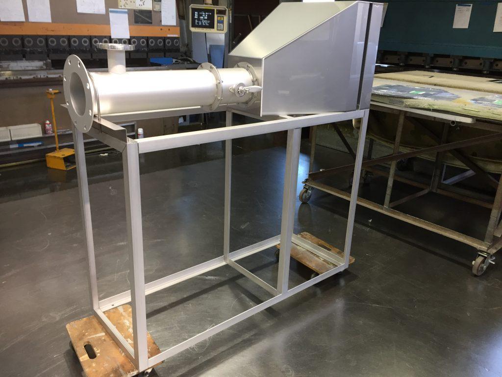 局所排気ユニット:フィルター付の詳細画像1