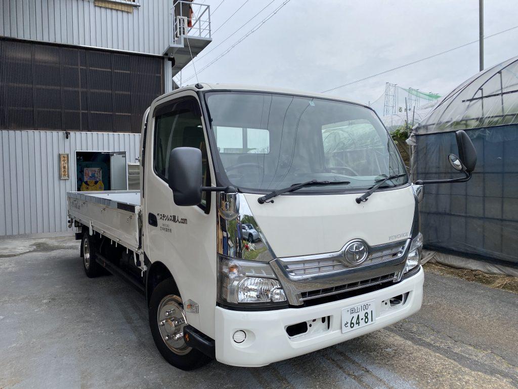 トラック:あおりカバー/リアバンパーの詳細画像3