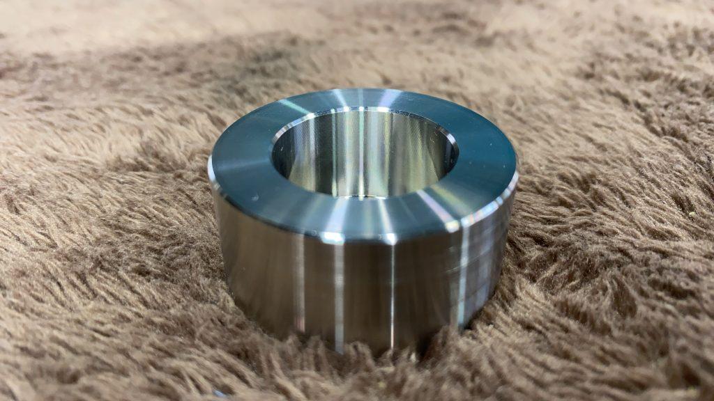 座金:機械加工:ハーバリウムのメイン画像